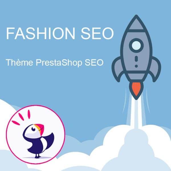 Thème PrestaShop Fashion SEO